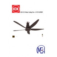 image of KDK DC Motor Ceiling Fan - K15YXQRBR