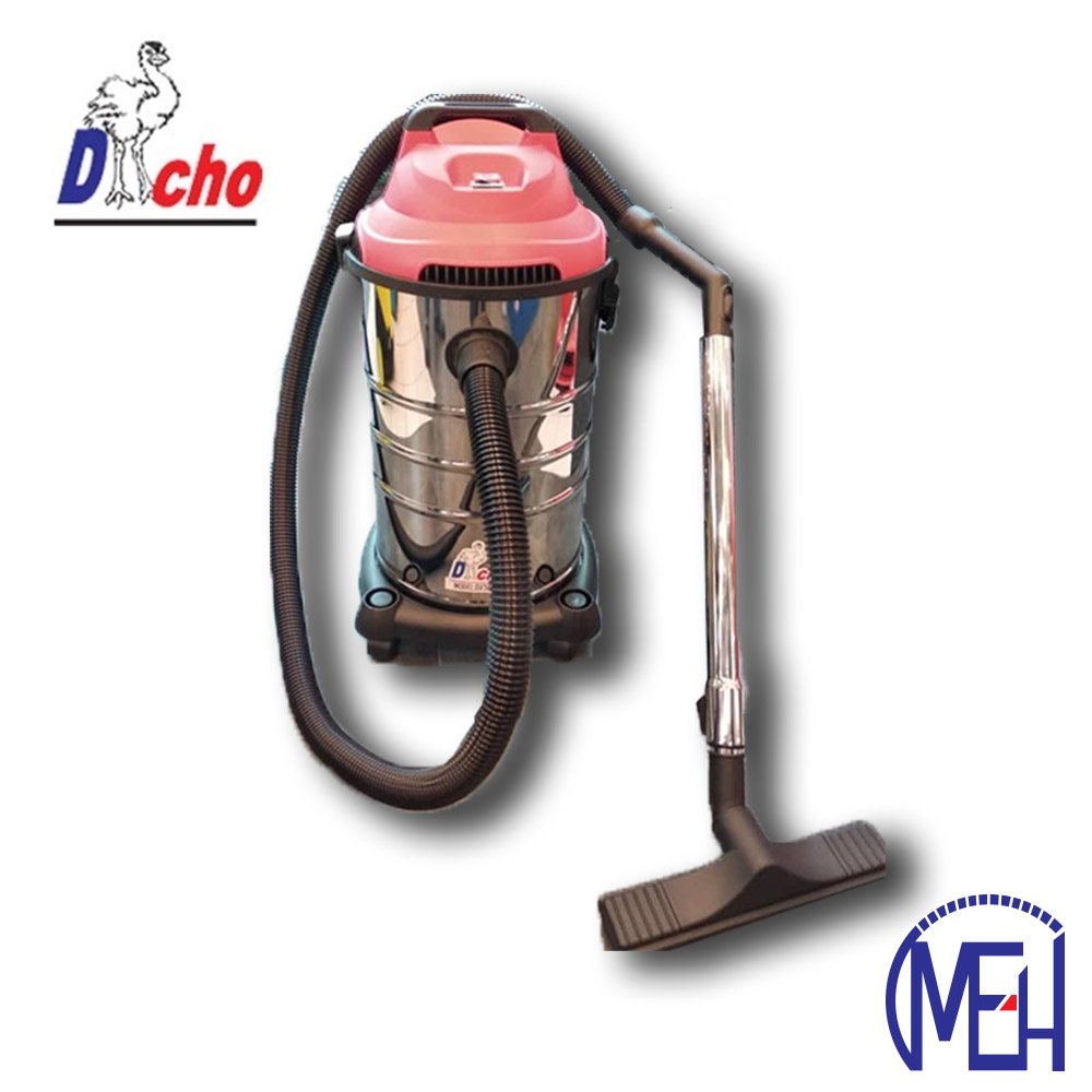Dacho 1400W 30L Commercial Wet, Dry & Blow Vaccum Cleaner