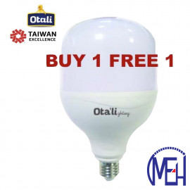 image of Taiwan Otali LED Eye Care ET Bulb 13W E27 Cool White/Warm White (Buy 1 Free 1)