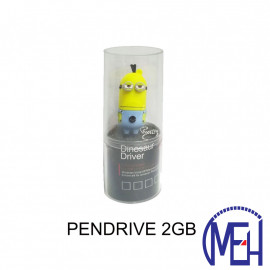 image of MINION PENDRIVE 2GB