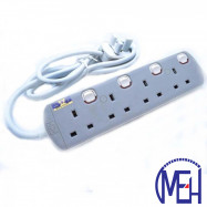 image of UMS 13AMP Portable Switched Socket Outlet  4Y 8413-N