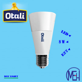 image of Otali Ice Cream LED Bulb 8W E27 (Buy 1 Free 1)