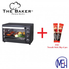 image of The Baker 50 liter Oven ESM-50L
