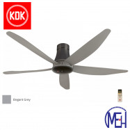 image of KDK Sensa 5 Ceiling Fan (150cm/60″) K15Z5-QEY