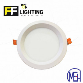 image of FFL LED Hydrogen Downlight Series 2 (12W - DAYLIGHT 6500K)