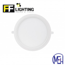 image of FFL LED Helium (HE) Downlight 15W- Round Day Light