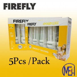image of Firefly Energy Saving 3U 18W E27 Warm White (Hyperpack-5pcs)