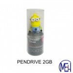 MINION PENDRIVE 2GB