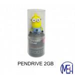 MINION PENDRIVE 2GB