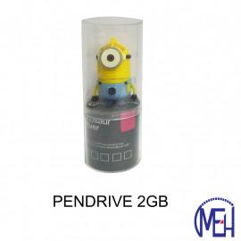 image of MINION PENDRIVE 2GB