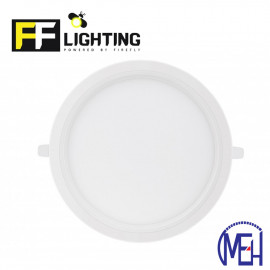image of FFL LED Helium (HE) Downlight 10W- Round