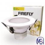 """Firefly 4""""LED Downlight Round 8W DL/WW"""