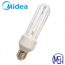 image of Midea Saver Smart 3U 23W E27 Warm White (Buy 1 Free 1)
