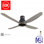 "image of KDK Sensa 4 Ceiling Fan (140cm/56"") K14ZW"