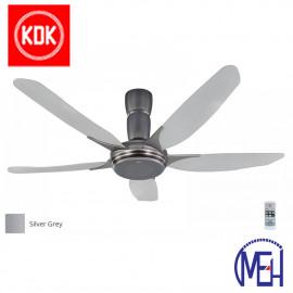 image of KDK V Touch Ceiling Fan (150cm/ 60″) K15Y2-GS