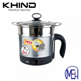 image of KHIND MULTI COOKER MC12S