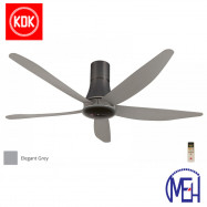 image of KDK Sensa 5 Ceiling Fan (150cm/60″) K15Z5-REY