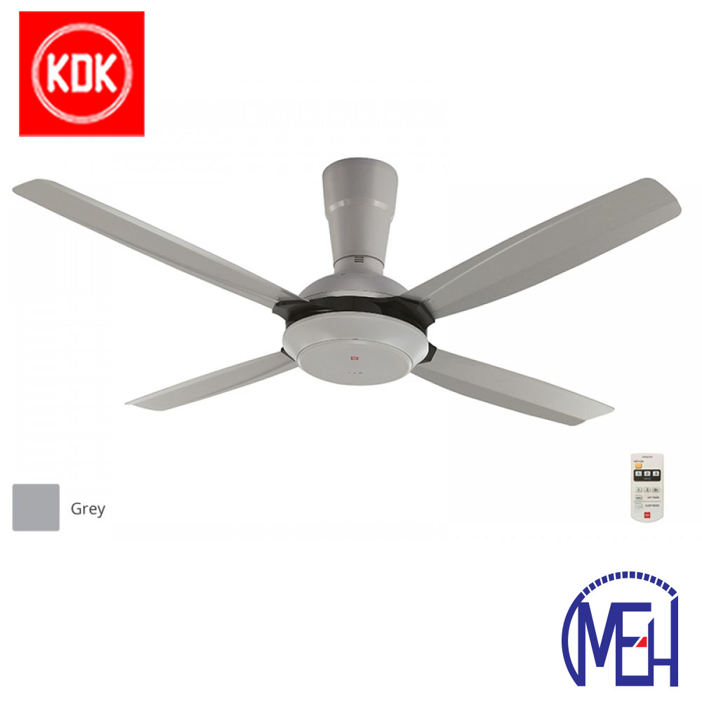 KDK Remote Control Type Fan (140cm/56″) K14X5-GY