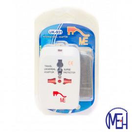 image of ME Intenational Multi Adaptor  UK-931
