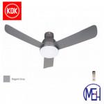 "KDK 48"" LED Ceiling Fan K12UX with led light"