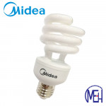 Midea Spiral 20W E27 Warm White (Buy 1 Free 1)
