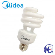 image of Midea Spiral 20W E27 Warm White (Buy 1 Free 1)