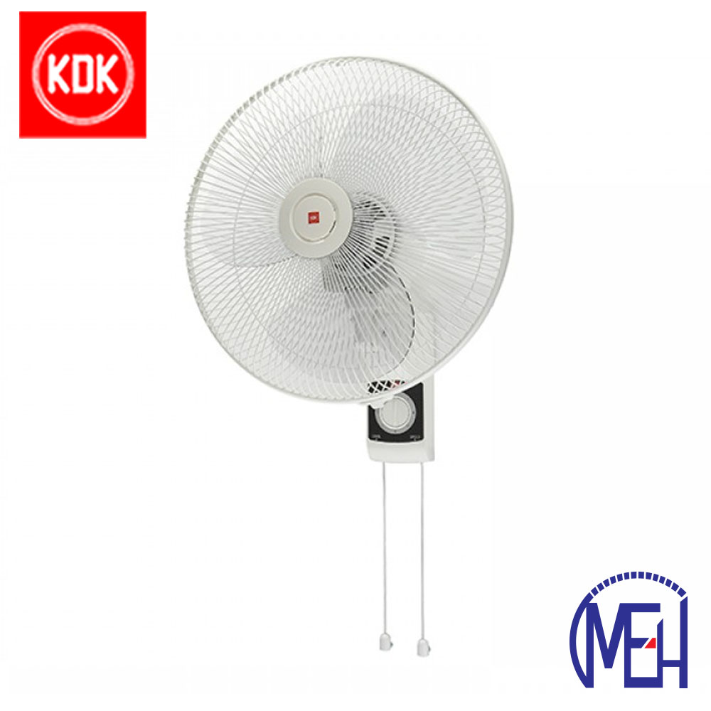 KDK Wall Fans (40cm/16″) KU408