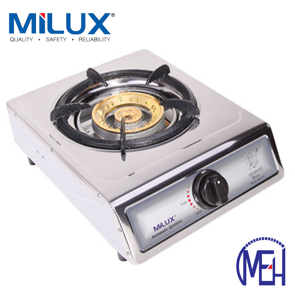 MILUX MS107 GAS COOKER