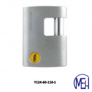 image of Yale Solid Brass Padlock (60mm) Y120-60-110-1