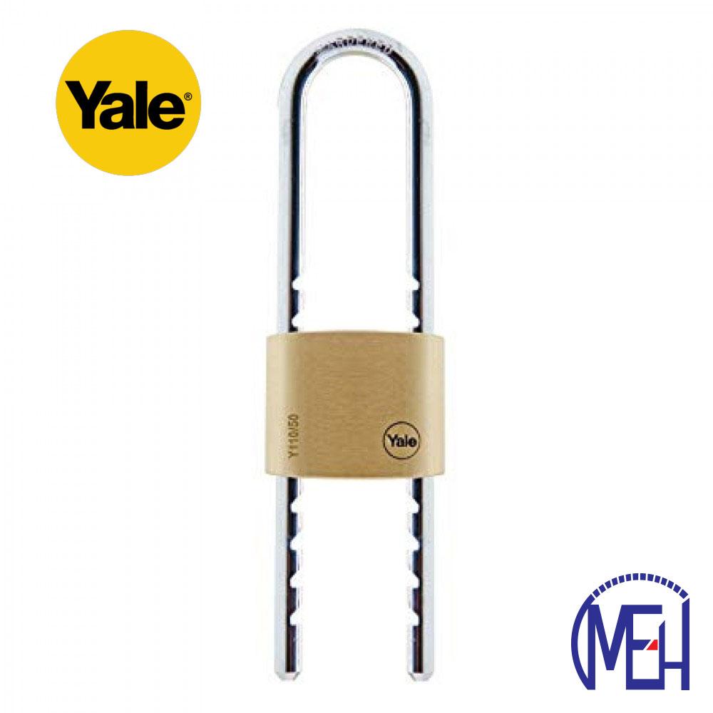 Yale Brass Padlock (50mm) Y110-50