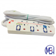 image of UK Portable Socket-Outlet 3y UK8623NW