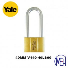 image of Yale Brass Padlock (40mm) V140-40LS60