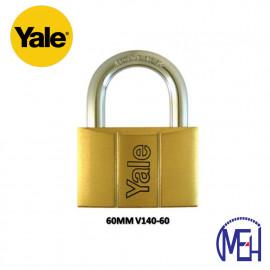 image of Yale Brass Padlock (60mm) V140-60