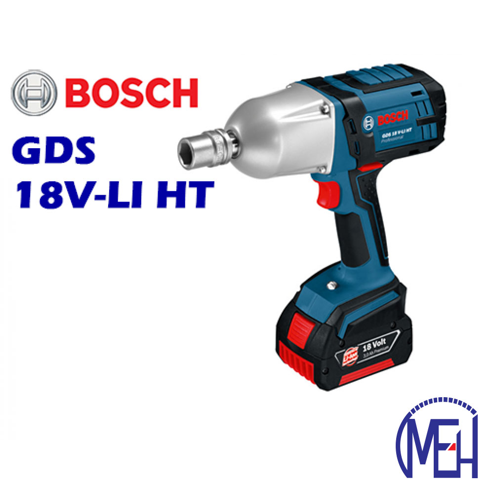 Bosch Cordless Impact Wrench (SET) GDS18V-LIHT