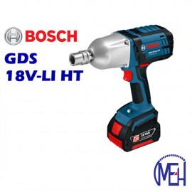 image of Bosch Cordless Impact Wrench (SET) GDS18V-LIHT