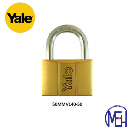 image of Yale Brass Padlock (50mm) V140-50