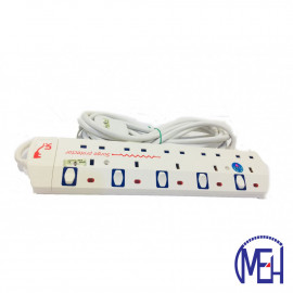 image of UK Portable Socket-Outlet 5y UK8625NW
