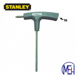 image of Stanley T-Handle Torx  Key-Grey 69-302
