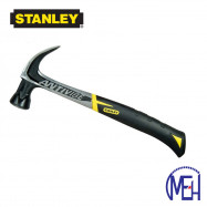 image of Stanley Fatmax Xtreme Antivibe Curve Claw Nailing Hammer 51-162