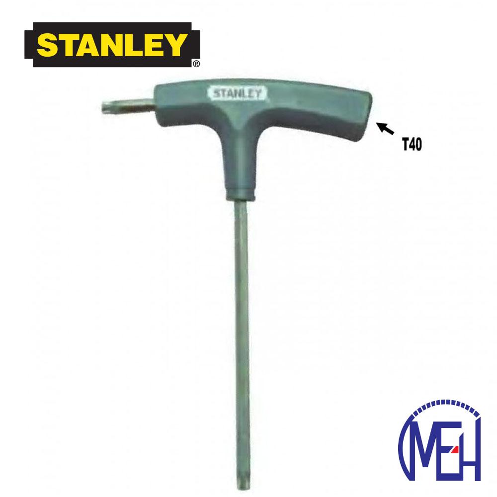 Stanley T-Handle Torx Key-Grey 69-307