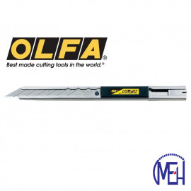 image of Olfa Stainless Steel Snap-Off Graphics Knife SAC-1
