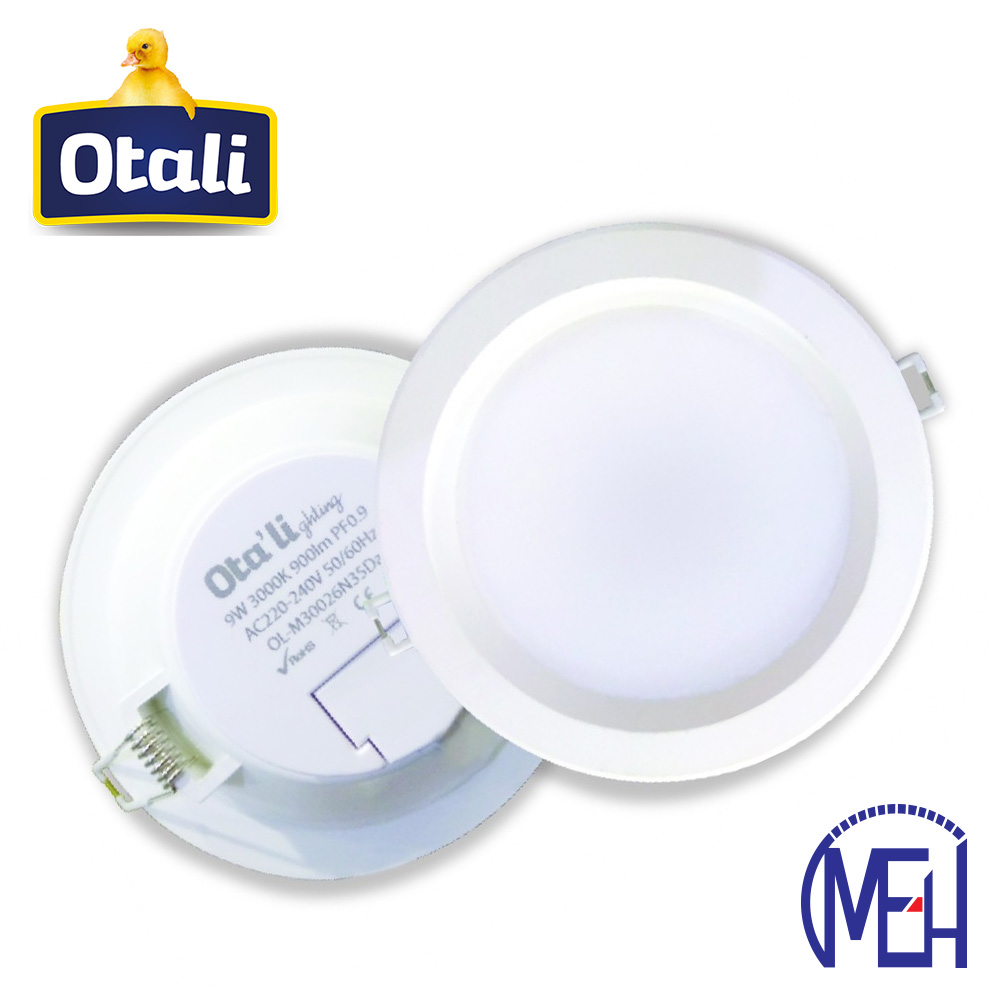 Otali LED Breathing Dimmable Downlight 9W Cool White/Warm White