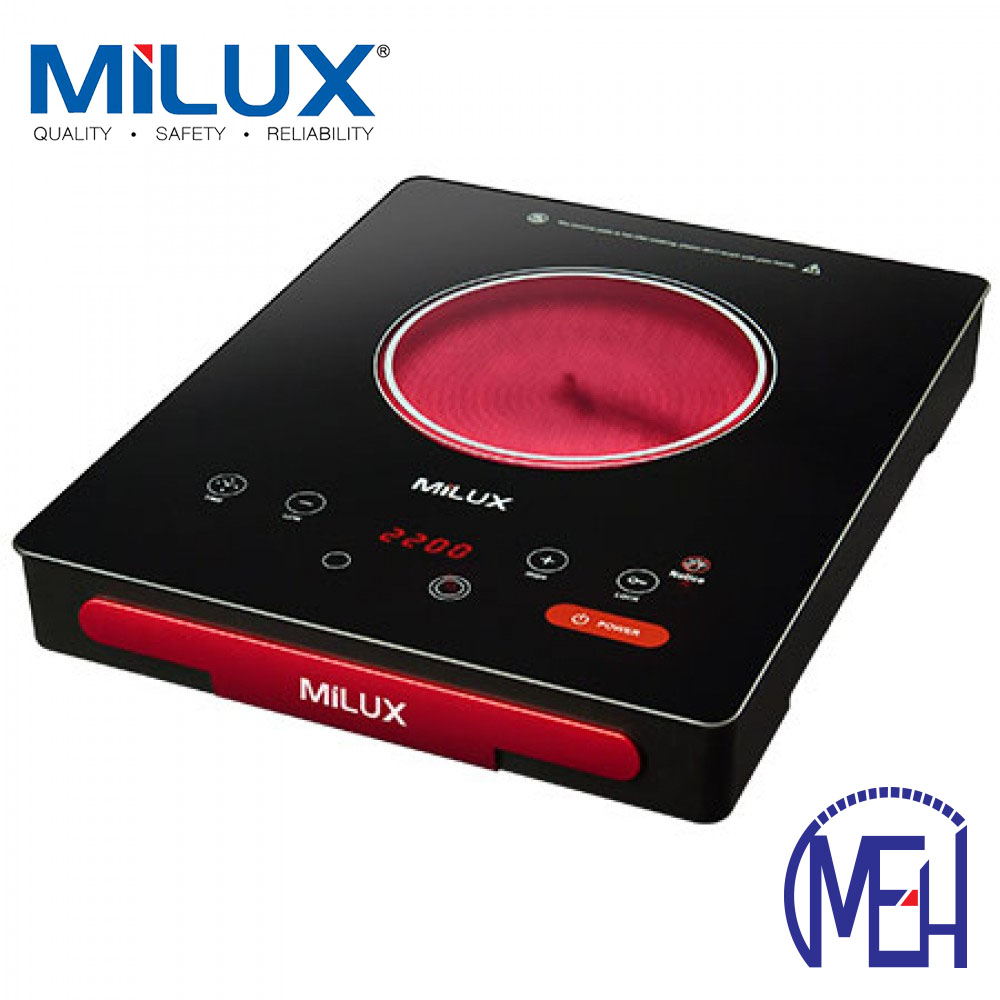 Milux Infrared Cooker MIR-38P