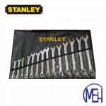 Stanley  Slimline Combination Wrench Set (14pcs) 87-036-1