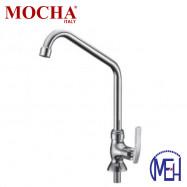 image of Mocha Pillar Mounted Sink Tap ('8' Series) M8109