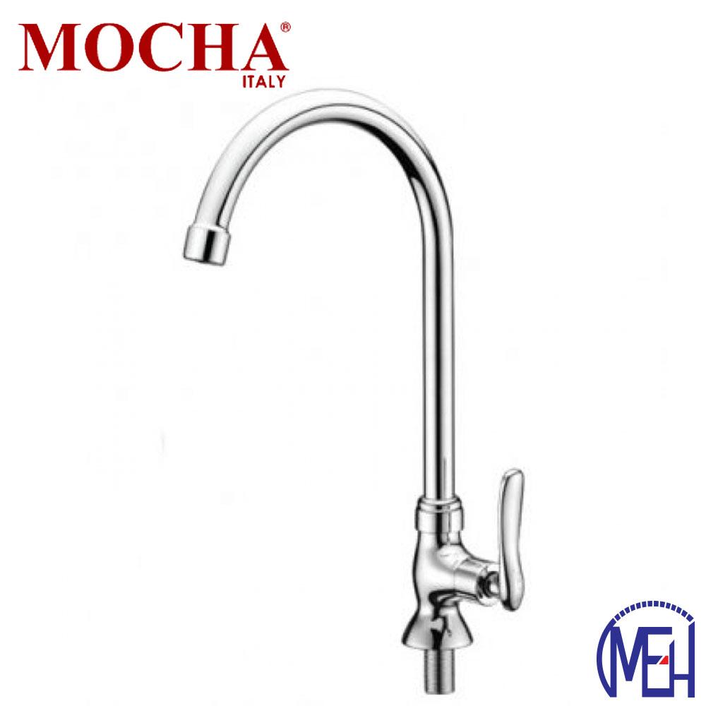 Mocha Pillar Mounted Sink Tap ('1' Series) M1129