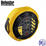 Defender Cassette Reel 10 meter (Power Cord) E86576