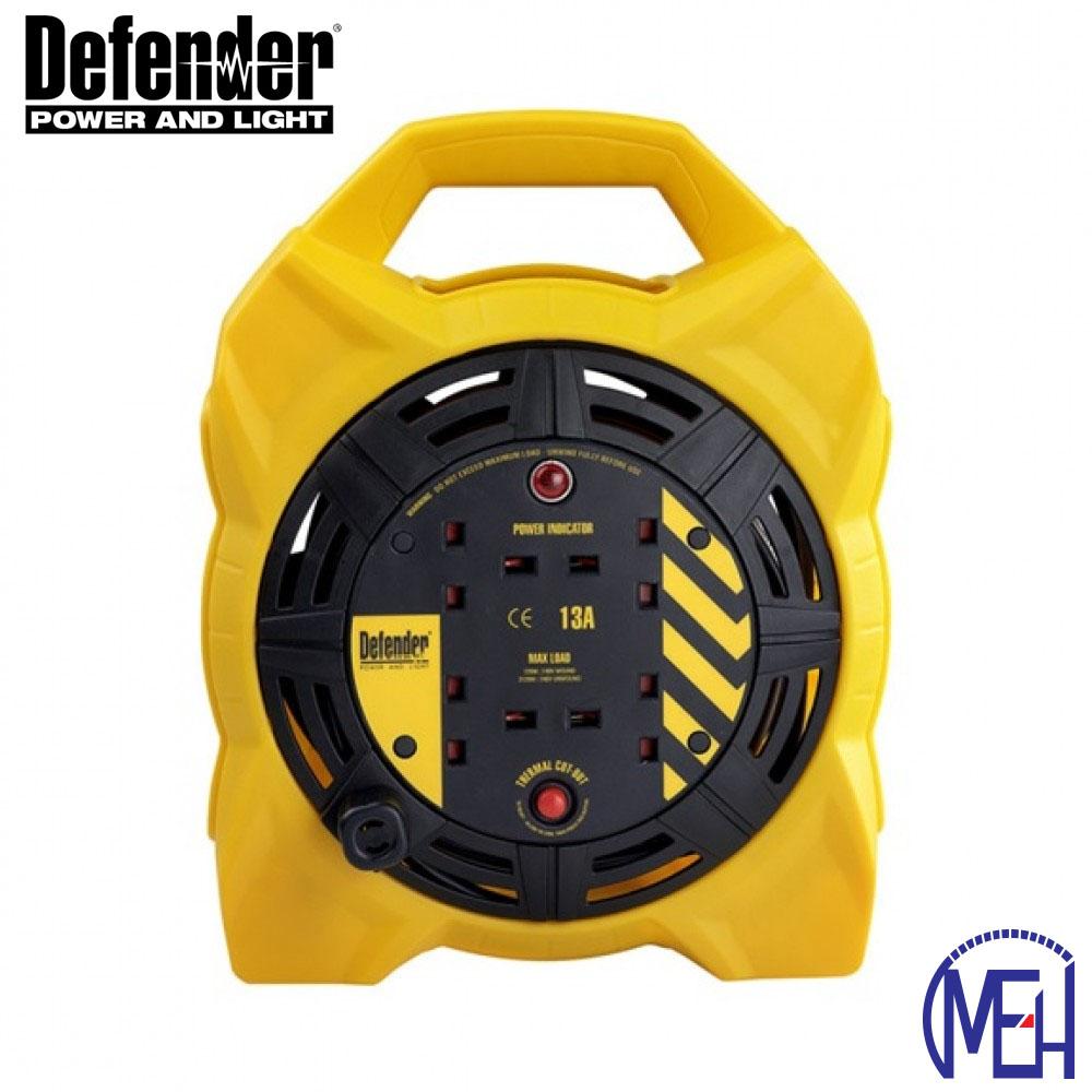 Defender Box Reel 15 meters (Power Cord) E86490