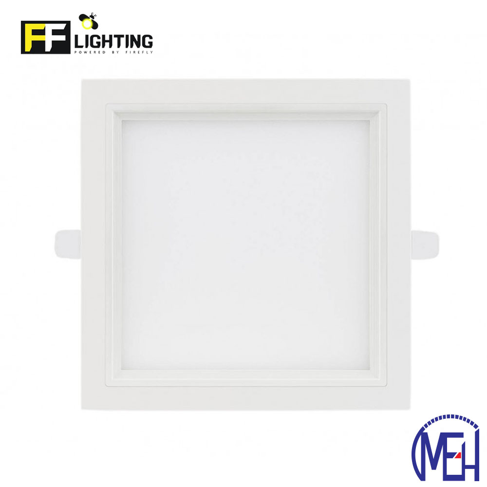 FFL LED Helium (HE) Downlight 15W- Square