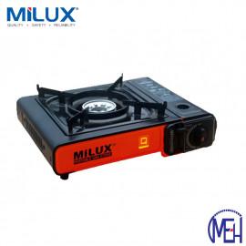 image of Milux Portable Gas Stove KK-2002